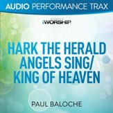 Hark the Herald Angels Sing / King of Heaven [Original Key Trax without Background Vocals] [Music Download]