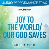 Joy to the World/Our God Saves [Low Key Trax Without Background Vocals] [Music Download]
