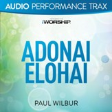 Adonai Elohai [Low Key Trax without Background Vocals] [Music Download]