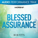 Blessed Assurance [Original Key With Background Vocals] [Music Download]