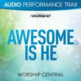 Awesome Is He [Low Key Trax Without Background Vocals] [Music Download]