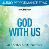 God With Us [Low Key Trax Without Background Vocals] [Music Download]