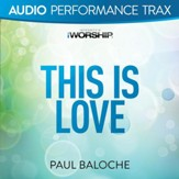 This Is Love [Original Key Trax without Background Vocals] [Music Download]