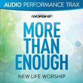 More Than Enough [Original Key Trax With Background Vocals] [Music Download]
