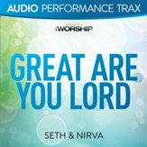 Great Are You Lord [Original Key with Background Vocals] [Music Download]