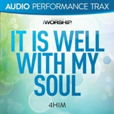 It Is Well With My Soul [Original Key with Background Vocals] [Music Download]