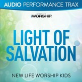 Light of Salvation (feat. Jared Anderson) [Audio Performance Trax] [Music Download]