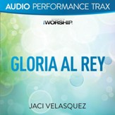 Gloria al Rey [Low Key Trax Without Background Vocals] [Music Download]