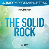 The Solid Rock [Original Key With Background Vocals] [Music Download]