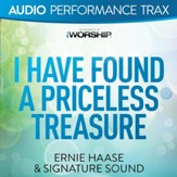 I Have Found a Priceless Treasure [Original Key Trax Without Background Vocals] [Music Download]
