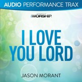 I Love You Lord [Original Key with Background Vocals] [Music Download]
