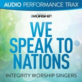 We Speak to Nations [Original Key Without Background Vocals] [Music Download]