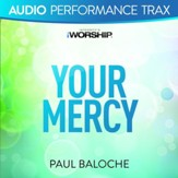 Your Mercy [High Key Trax Without Background Vocals] [Music Download]