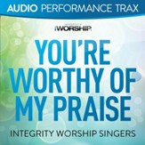 You're Worthy of My Praise [Low Key Without Background Vocals] [Music Download]