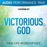 Victorious God (feat. Jared Anderson) [Audio Performance Trax] [Music Download]