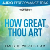 How Great Thou Art [Low Key without Background Vocals] [Music Download]