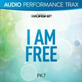 I Am Free [Low Key without Background Vocals] [Music Download]