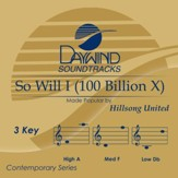 So Will I (100 Billion X) [Music Download]