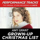 Grown-Up Christmas List (Premiere Performance Plus Track) [Music Download]