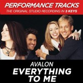 Everything To Me (Key-Bb/Db/D/F/Ab-Premiere Performance Plus w/Background Vocals) [Music Download]