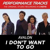 I Don't Want To Go [Music Download]
