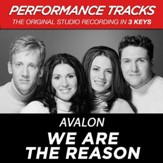 We Are The Reason (Premiere Performance Plus Track) [Music Download]