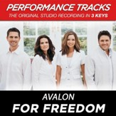 For Freedom (Premiere Performance Plus Track) [Music Download]