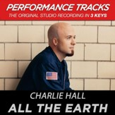 All The Earth (Key-F-Premiere Performance Plus) [Music Download]