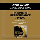 God In Me (Medium Key-Premiere Performance Plus w/ Background Vocals) [Music Download]