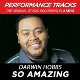 So Amazing (Key-Bb-Premiere Performance Plus w/ Background Vocals) [Music Download]