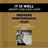It Is Well (With My Soul) ((feat. Adie Camp) Medium Key-Premiere Performance Plus w/ Background Vocals) [Music Download]