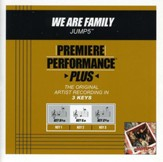 We Are Family (Key-C#m-Premiere Performance Plus) [Music Download]