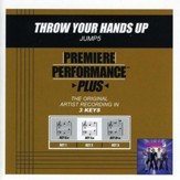 Throw Your Hands Up (Key-Gm-Premiere Performance Plus w/ Background Vocals) [Music Download]