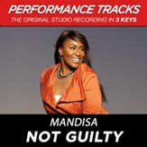Not Guilty (Low Key-Premiere Performance Plus w/o Background Vocals) [Music Download]