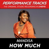 How Much (Low Key-Premiere Performance Plus w/o Background Vocals) [Music Download]