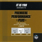 It Is You (Key-G-Premiere Performance Plus w/Background Vocals) [Music Download]