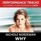 Why (Key-Eb-Premiere Performance Plus) [Music Download]