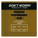 Don't Worry (High Key-Premiere Performance Plus) [Music Download]