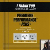 I Thank You (Key-F-Premiere Performance Plus) [Music Download]