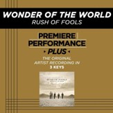 Wonder Of The World (Key-E-Premiere Performance Plus w/o Background Vocals) [Music Download]