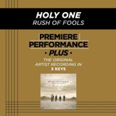 Holy One (Key-Bb-Premiere Performance Plus w/o Background Vocals) [Music Download]