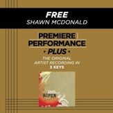 Free (Medium Key-Premiere Performance Plus w/o Background Vocals) [Music Download]