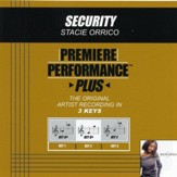 Security (Premiere Performance Plus Track) [Music Download]
