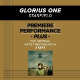 Glorious One (Medium Key-Premiere Performance Plus w/ Background Vocals) [Music Download]