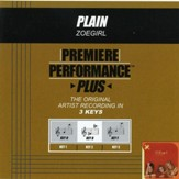 Plain (Premiere Performance Plus Track) [Music Download]
