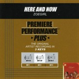 Here And Now (Premiere Performance Plus Track) [Music Download]