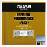 You Get Me (Key-E-Premiere Performance Plus w/Background Vocals) [Music Download]