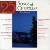 25 Songs of Christmas [Music Download]
