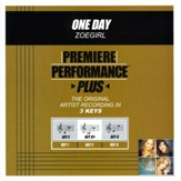 One Day (Premiere Performance Plus Track) [Music Download]