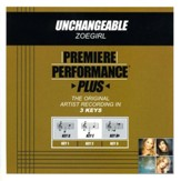 Unchangeable (Premiere Performance Plus Track) [Music Download]